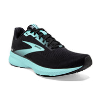 Women's Launch 8 - Black/Teal