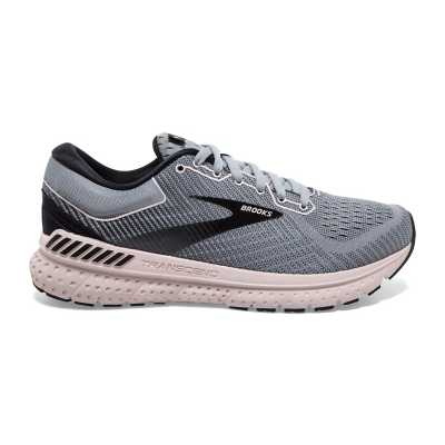 Women's Transcend 7 - Grey/Black/Hushed Violet