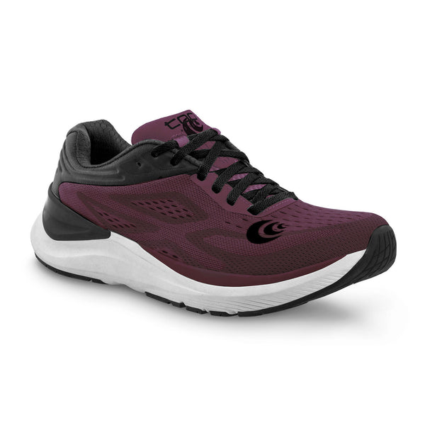 Women's Topo Ultrafly 3 Wine/Black