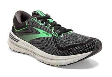 Women's Transcend 7 - Black/Ebony/Green