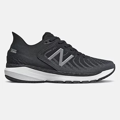 Women's New Balance 860B11 Black/White