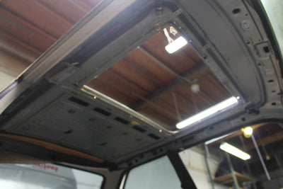 Project Ares - Deleting the sunroof