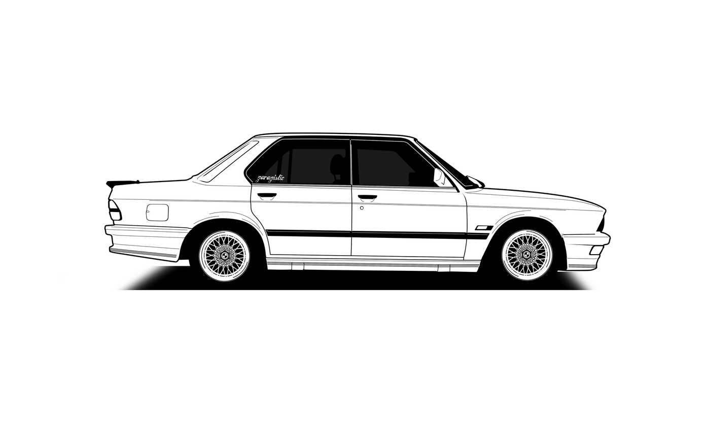 E28 Performance parts-Garagistic