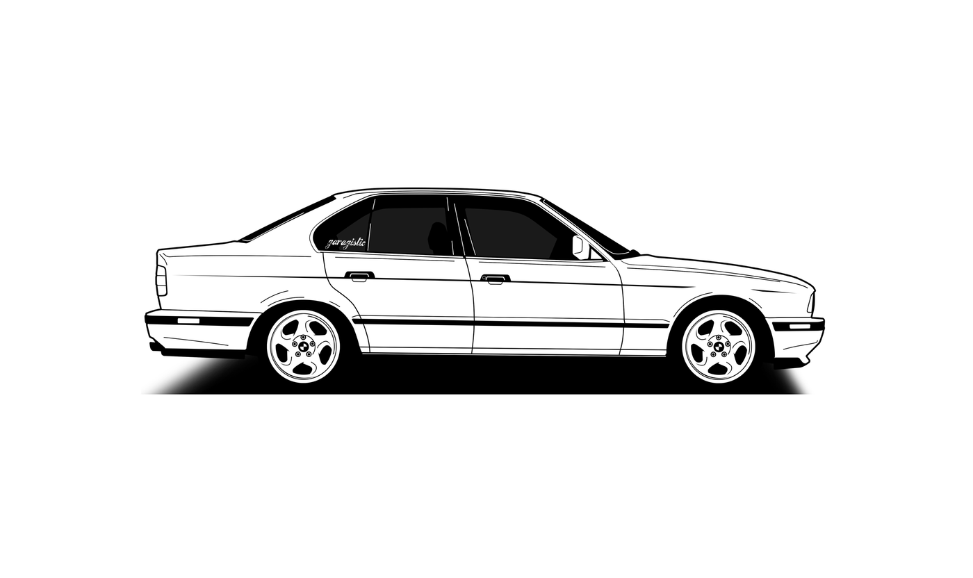E34 Performance Parts-Garagistic