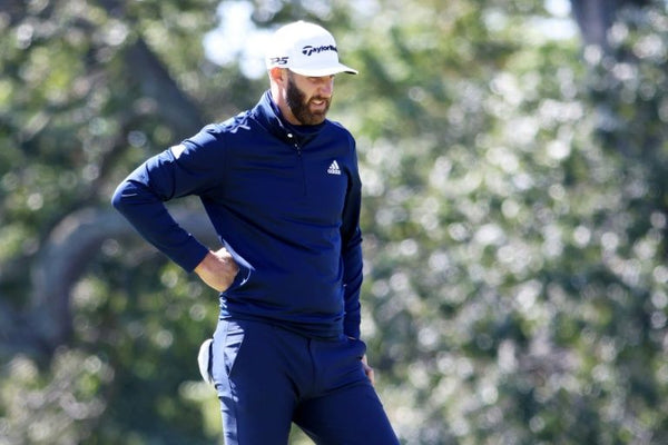 Dustin Johnson tests positive for Covid-19