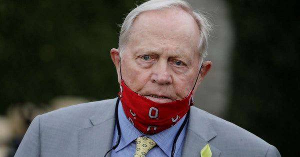 Jack Nicklaus tested positive for Covid-19