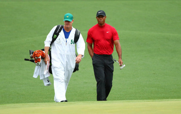 Tiger Woods and Joe LaCava sued by PGA Tour fan