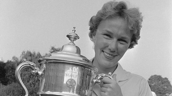 Mickey Wright, 13-time women's major champ, dies at 85