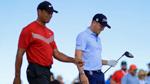"Justin Thomas: ""Tiger  is scared to come out and play against all of us"""