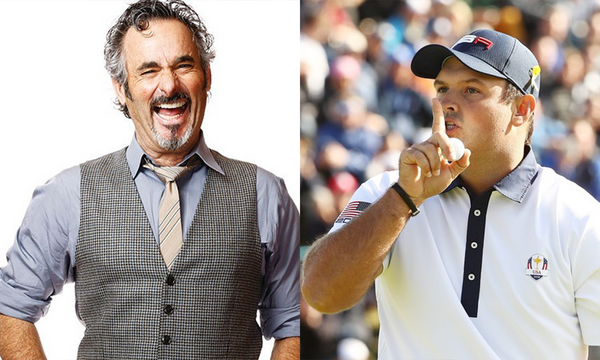 David Feherty rips into Patrick Reed