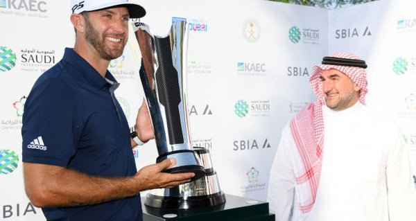 Johnson and DeChambeau part of Saudi field in February