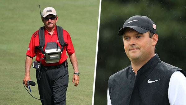 Peter Kostis says he's seen Patrick Reed improve his lie several times