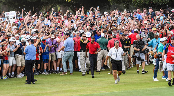 Fans are coming back to the PGA Tour