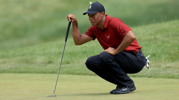 Tiger Woods to use new putter at PGA Championship