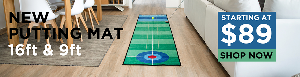 new golf putting mats