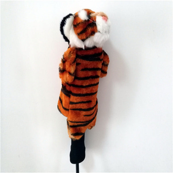 Tiger Animal Driver Headcover