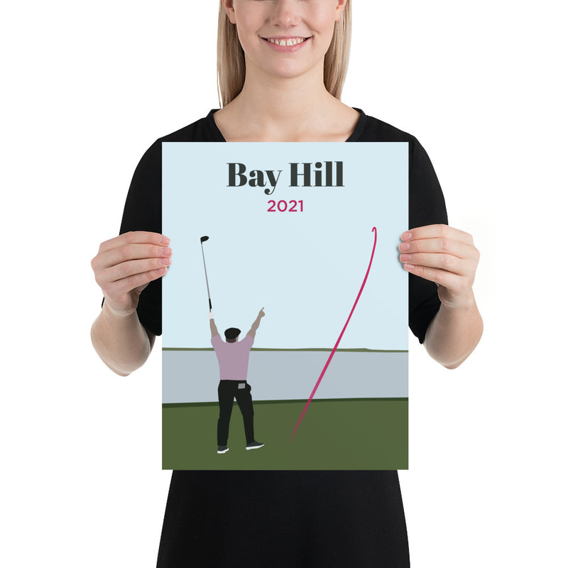 Bryson 2021 Bay Hill Poster
