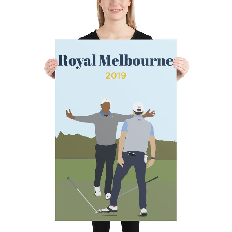 Tiger & Thomas 2019 Melbourne Poster