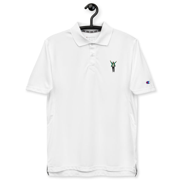 Hideki Limited Edition Men's Champion performance polo