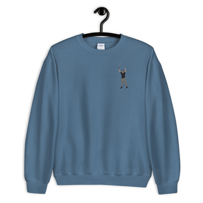 Phil All Time Wins Sweatshirt - Golfer Paradise
