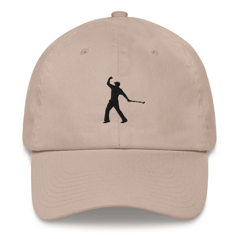 Tiger Fist Pump Golf Hat - Golfer Paradise