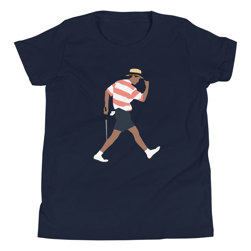 Tiger 1994 Youth T-Shirt - Golfer Paradise
