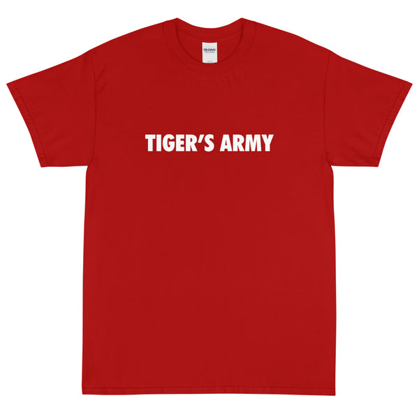 Tiger's Army T-Shirt - Golfer Paradise
