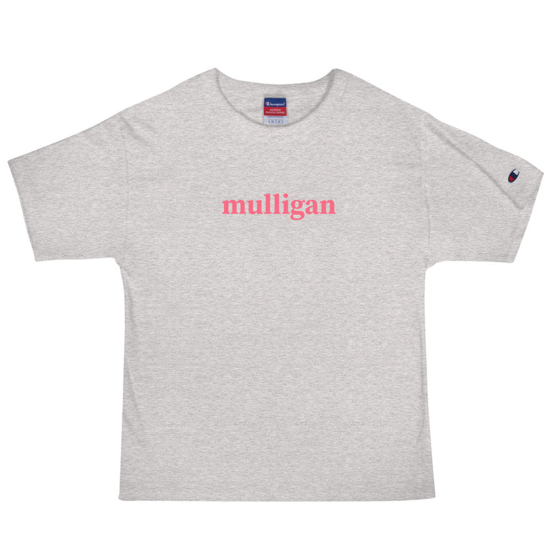 Mulligan Men's Champion T-Shirt - Golfer Paradise