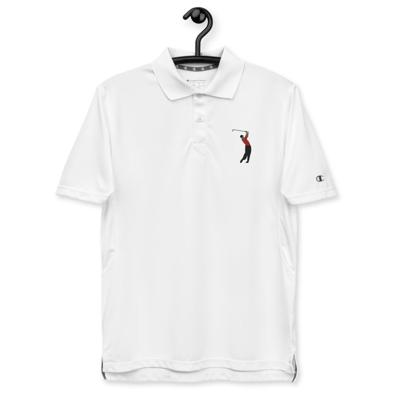 Tiger 2000 Champion performance polo - Golfer Paradise