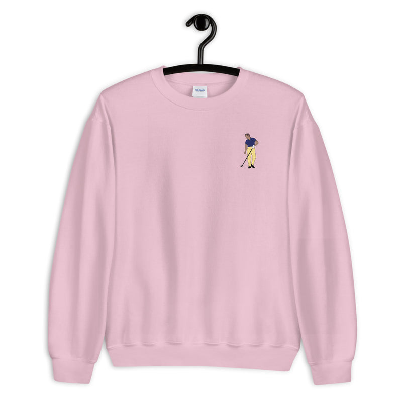 Arnie All-Time Wins Sweatshirt - Golfer Paradise