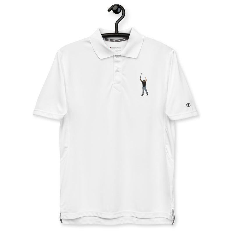 Phil Champion performance polo - Golfer Paradise