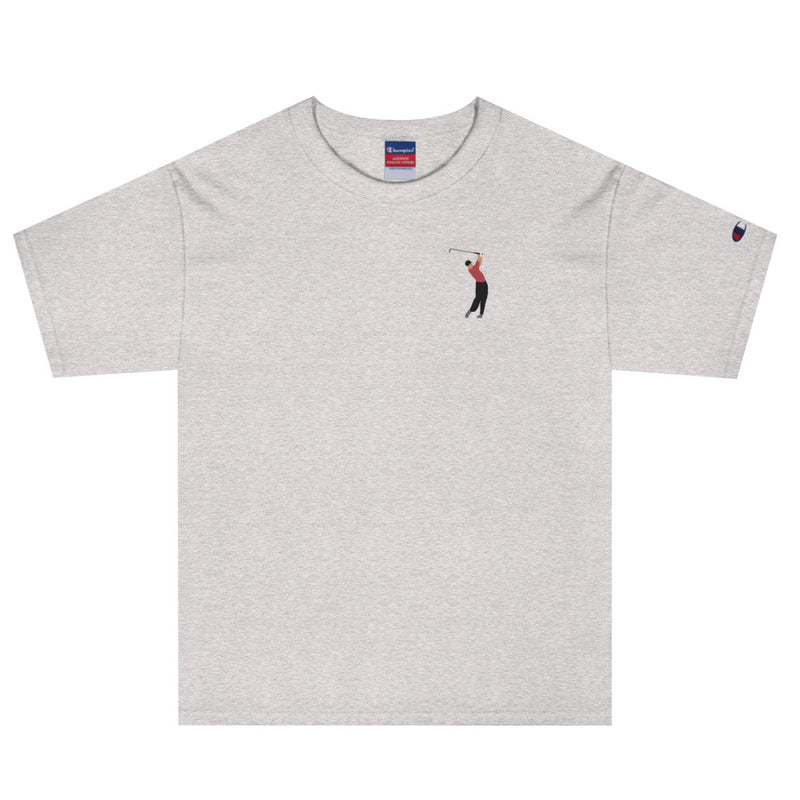 Tiger Pebble 2000 Champion T-Shirt - Golfer Paradise