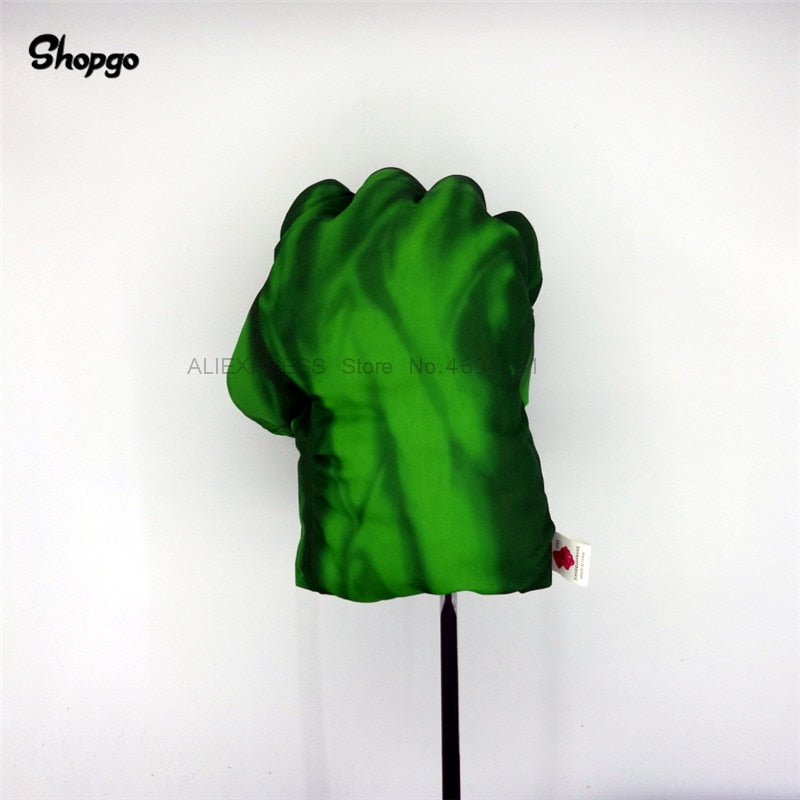 Hulk Green Fist Golf Driver Headcover - Golfer Paradise