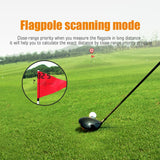 Professional Golf Laser Rangefinder with Slope Compensation - Golfer Paradise