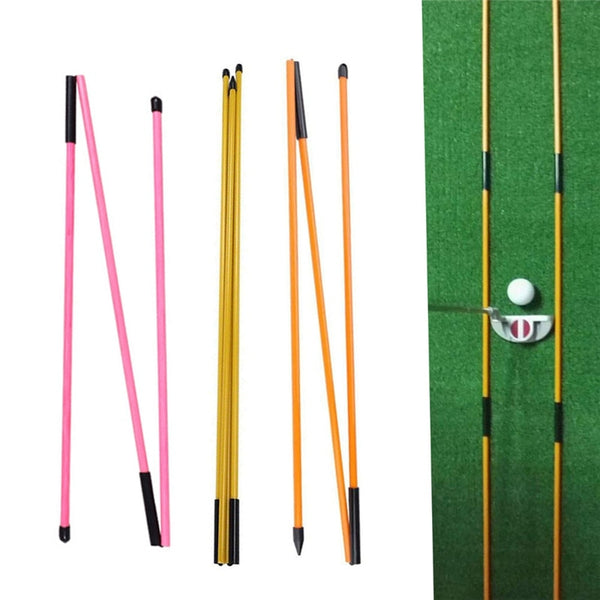Golf Alingment Sticks - US ONLY - Golfer Paradise