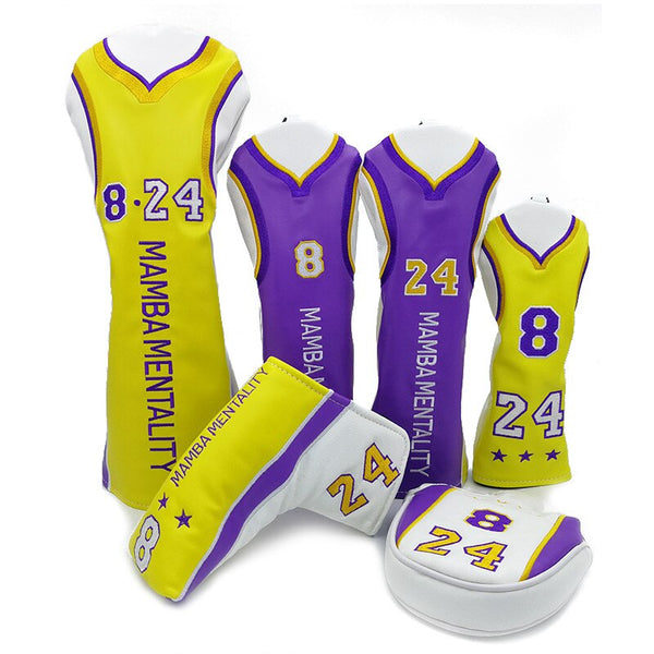 Limited MAMBA Golf Headcover - Driver, Woods & Putter - Golfer Paradise