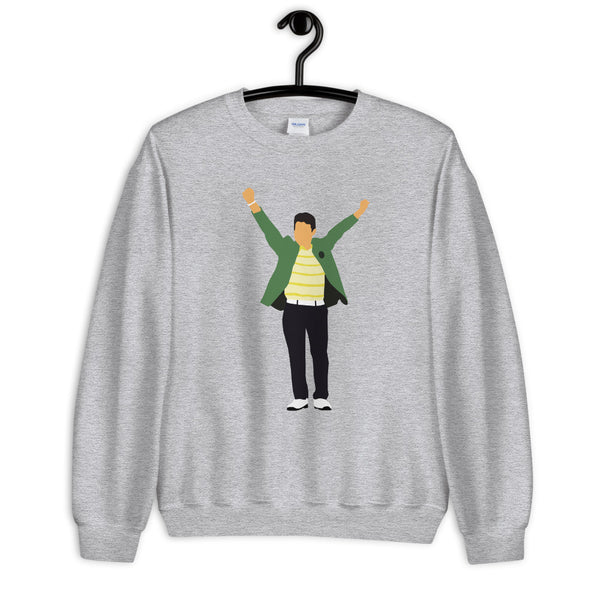Hideki Champion Celebration Sweatshirt