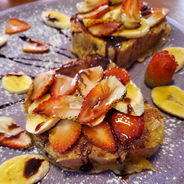 French Toast Especial