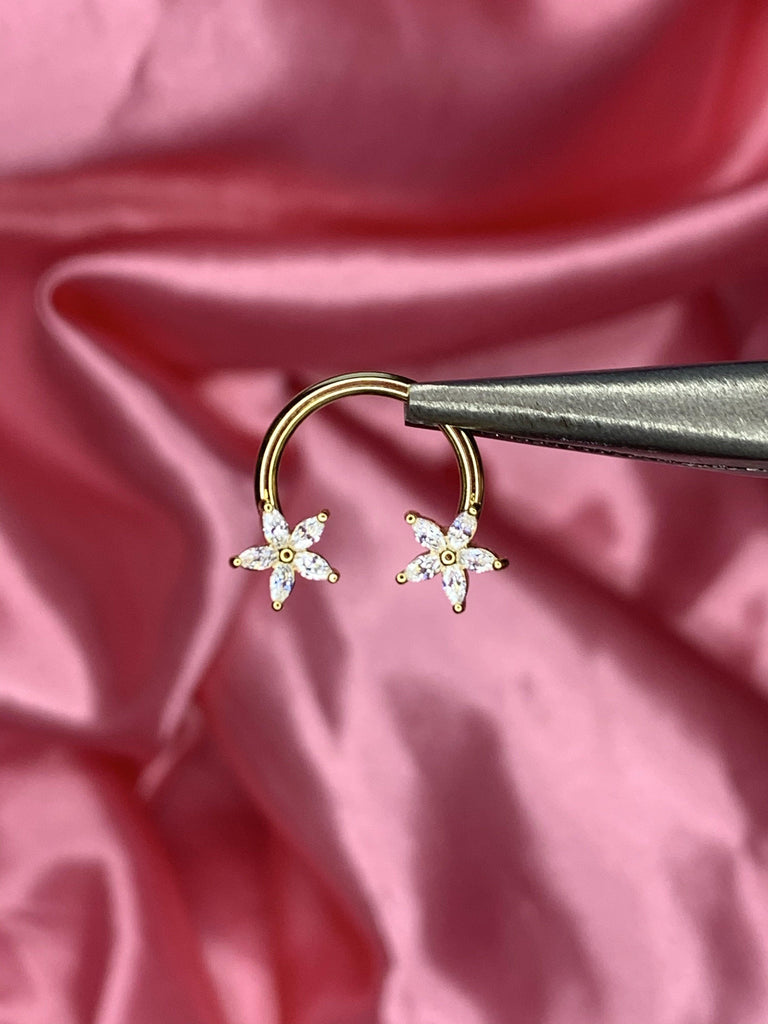 Oasis Septum Ring - ShopSheAte