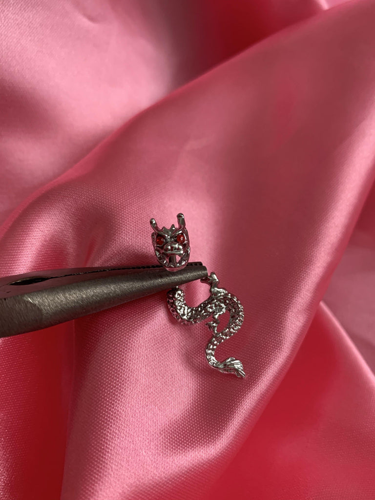 Dragon Belly Ring - ShopSheAte