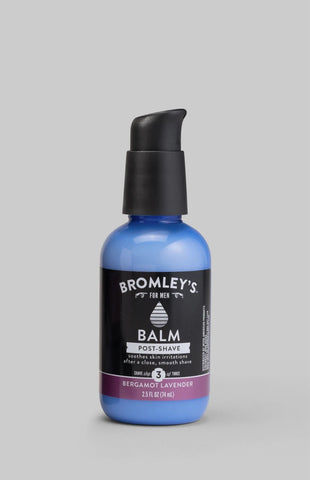 Bromley's for Men® Bergamot Lavender Post-Shave Balm