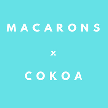 Load image into Gallery viewer, Macarons by Cokoa - 5 pieces