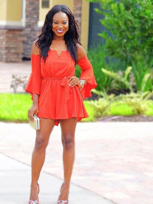 Girls Night Out  Romper