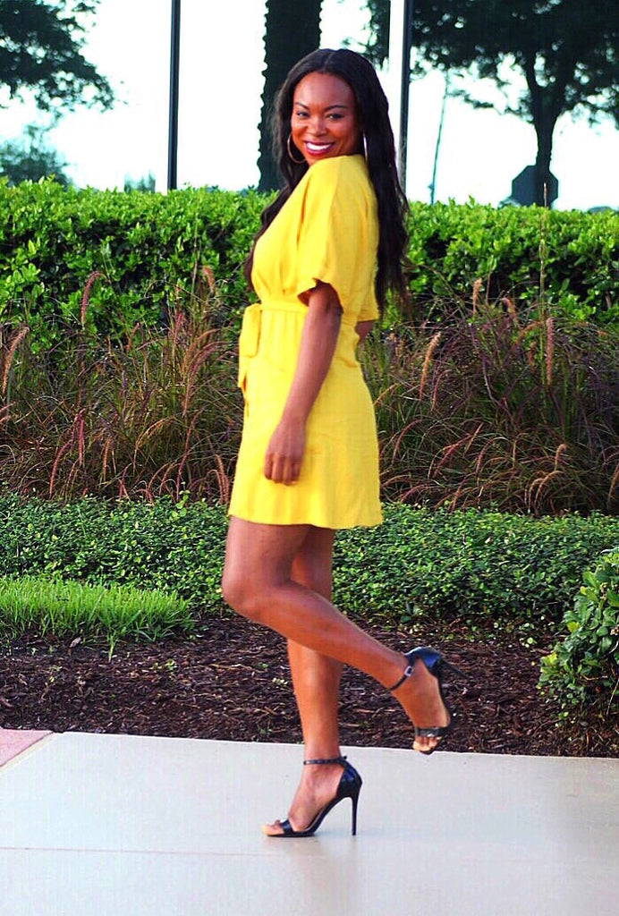 Easy Wear Midi Dress