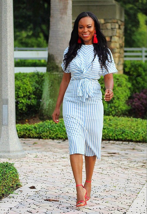 Wrap Around Me Maxi Dress