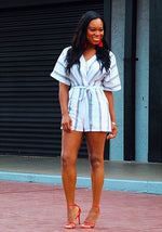 O-Town Short Sleeve Romper