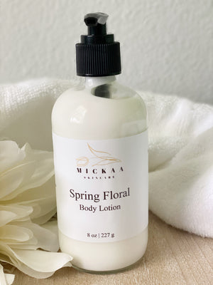 Spring Floral Body Lotion
