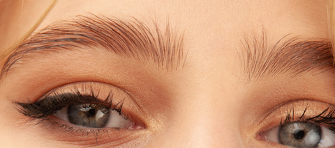 The key to fluffy and thick brows