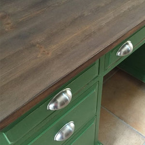 How to Faux-Stain with Chalk Paint