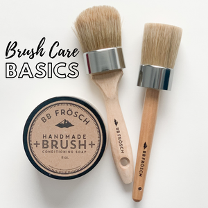 Brush Care Basics